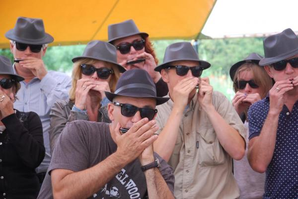 Workshop Mondharmonica Gent