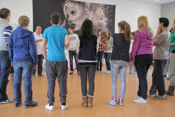 Workshop Theatersport Gent