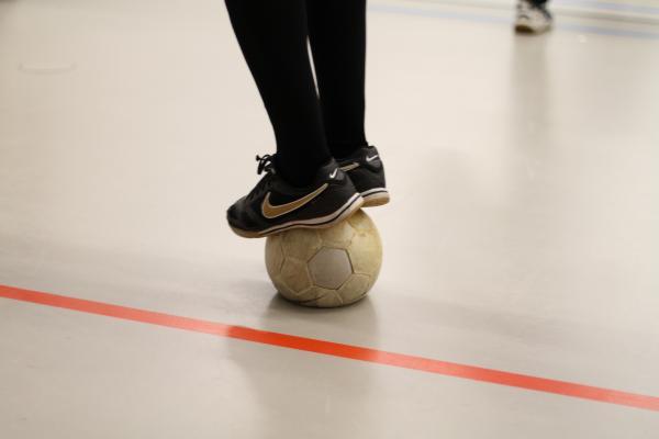 Workshop Pannavoetbal Gent